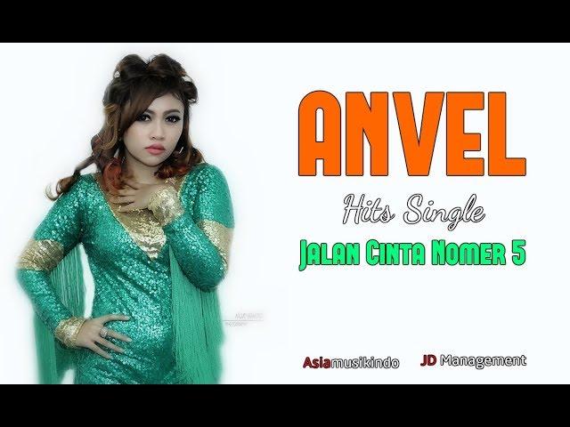 JALAN CINTA NOMER 5 - ANVEL  karaoke dangdut (Tanpa vokal) cover