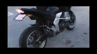 getlinkyoutube.com-Kawasaki z750 with Mivv Suono