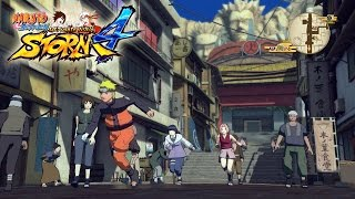 getlinkyoutube.com-Naruto Shippuden Ultimate Ninja Storm 4 Free Roam Adventure Mode GAMEPLAY