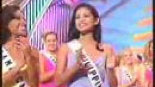 getlinkyoutube.com-Miss Universe 1999 Top 10 Semifinalists (English)