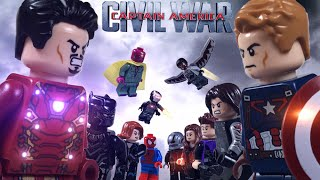 getlinkyoutube.com-Lego Captain America: Civil War Part 2