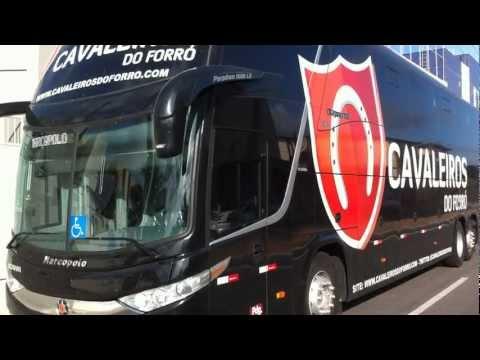 Novo Ônibus do Cavaleiros do Forró - Scânia K-420