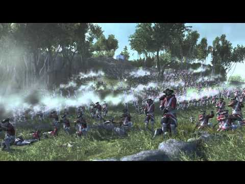 Assassin's Creed III -- World Gameplay Premiere [UK]