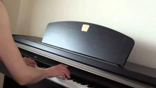 Gundam U C 「UNICORN」 機動戦士ガンダム/ピアノ[修正版]