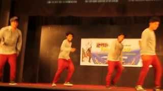 getlinkyoutube.com-Ethir neechal - Competiton dance Purple Dance Center Abu dhabi