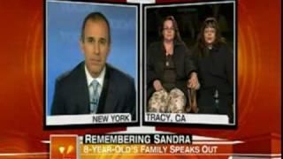 getlinkyoutube.com-Sandra Cantu's mother, Maria Chavez on 'Today' show 4/9/0...