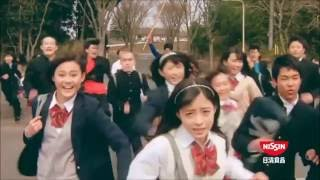 getlinkyoutube.com-CREATIVE JAPANESE COMMERCIAL - Nissin Cup Noodle Ad