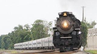 getlinkyoutube.com-Norfolk Southern's 21st Century Steam: Harrisburg, PA
