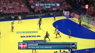 getlinkyoutube.com-France-Danemark finale handball euro 2014