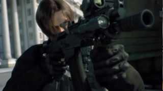 getlinkyoutube.com-Resident Evil Damnatión Tyrant Indestructible