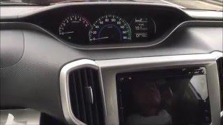 getlinkyoutube.com-新型スズキ ソリオ 納車後1ヵ月 街乗り平均燃費