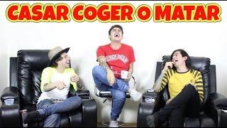 getlinkyoutube.com-COGER, MATAR Ó CASAR CON ALEXXXSTRECCI Y ROCKO STRECCI