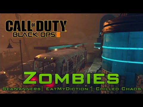Zombies #4 with SeaNanners, Diction, Chilled (Black Ops 2)