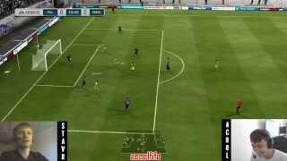 FIFA 13 Акул против Кости (Profgamechannel) на вебку