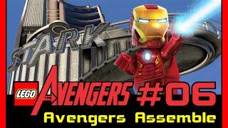 getlinkyoutube.com-Lego Marvel Avengers - Gameplay ITA - #6 Avengers Assemble