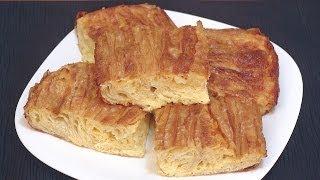 getlinkyoutube.com-Jogurt pita recept - pita lepeza