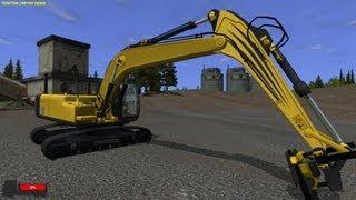 getlinkyoutube.com-Tenstar Excavator Demo Part 2