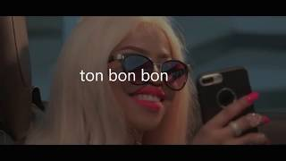 Blanche Bailly   BonBon   lyrics  Video