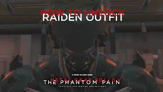 getlinkyoutube.com-MGSV: TPP - How To Unlock The Raiden Outfit