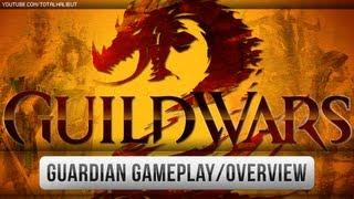 getlinkyoutube.com-► Guild Wars - GW2 Beta - Guardian Staff and Hammer Gameplay