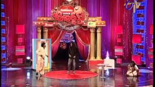 Jabardasth - Shakalaka Shankar Performance 26th September 2013