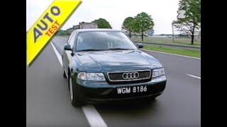 getlinkyoutube.com-Audi A4 B5 Avant 1.9TDI  AUTO TEST