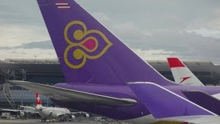 getlinkyoutube.com-Thai 747-400 Sydney to Bangkok HS-TGF