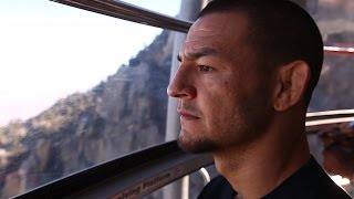 UFC Fight Night 57: Gym Escape with Cub Swanson