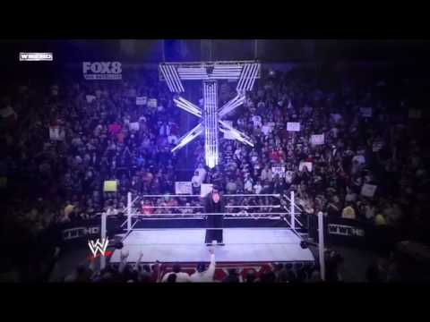 Triple H vs The UnderTaker WrestleMania 27 HD Part 1