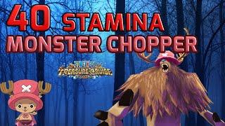 getlinkyoutube.com-More Walkthroughs for Monster Chopper 40 Stamina [One Piece Treasure Cruise]