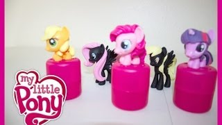 getlinkyoutube.com-My Little Pony Super Squishy| Cajitas Sorpresa My Little Pony|FASHEMS| Mundo de Juguetes