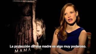 getlinkyoutube.com-MAMÁ -Entrevista a Jessica Chastain