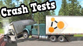 getlinkyoutube.com-BeamNG Drive - New Crash Tests Ep. 53