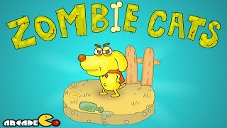 getlinkyoutube.com-Zombie Cats Walkthrough - Point and click Game