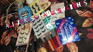 getlinkyoutube.com-$3 Anastasia Lipsticks||Aliexpress Haul