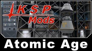 getlinkyoutube.com-KSP Mods - Atomic Age: Nuclear Rockets