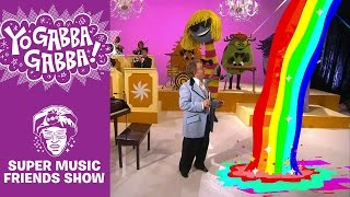 getlinkyoutube.com-Rainbow Connection - Paul Williams - Yo Gabba Gabba!