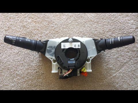 Remove Clockspring & Steering Angle sensor - Infiniti M45 M35