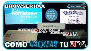 getlinkyoutube.com-¡NUEVA SOLUCIÓN! 2016 CÓMO HACKEAR EL 2DS/3DS/NEW3DS [BROWSERHAX]   POKÉMON, EMULADORES, Y MÁS!!