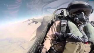 getlinkyoutube.com-طائرات F16 إماراتية تقصف داعش