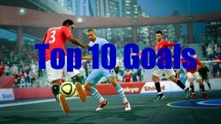 getlinkyoutube.com-FIFA Street 4 Top 10 Goals