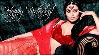 getlinkyoutube.com-Rani Mukerji Celebrate Her 38th Birthday Today !