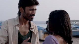 Dhanush Snubs Parvathy - Dhanush's Maryan Movie Scene