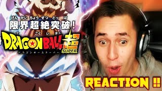 THE SILVER SAIYAN IS HERE!!!  Dragon ball Super Episode 129 PREVIEW REACTION!!!!