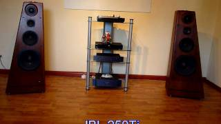 getlinkyoutube.com-JBL 250Ti meets ELECTROCOMPANIET