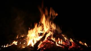 getlinkyoutube.com-Relaxing Campfire with Crackling Fire Sounds (Full HD)