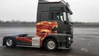 getlinkyoutube.com-Jochen Hahn MAN Truck Drift