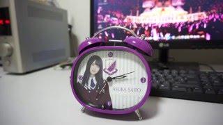 getlinkyoutube.com-alarm clock - asuka saito 乃木坂46