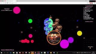 getlinkyoutube.com-Agar.io - 60FPS Real Time Splitrunning ⅩⅨ (Compilation) - XOXO & Tolerance