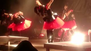 getlinkyoutube.com-BABYMETAL live in Switzerland / へどばんぎゃー‼